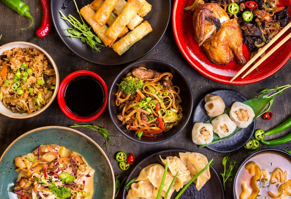 The reason jews eat chinese food on christmas is rooted in for Asian cuisine in australia