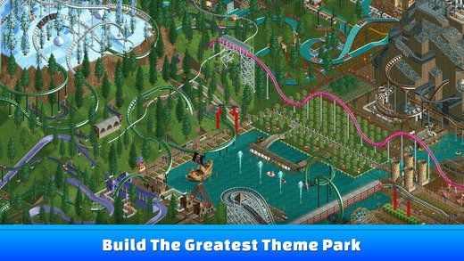 You Can Now Play The Original (Incredible) Rollercoaster Tycoon On