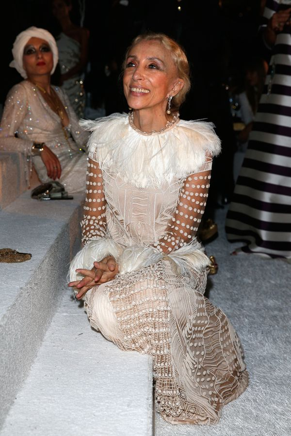 A Look Back At Franca Sozzani's Iconic Style