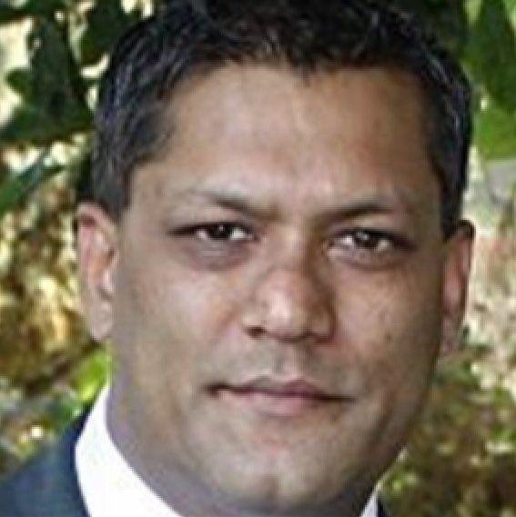 Thisphoto identified asJayesh Patel is beingshared on his memorial page