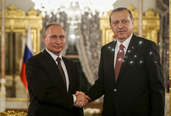 It is possible that the newfound Turkey-Russia romance is first and foremost a partnership of convenience.