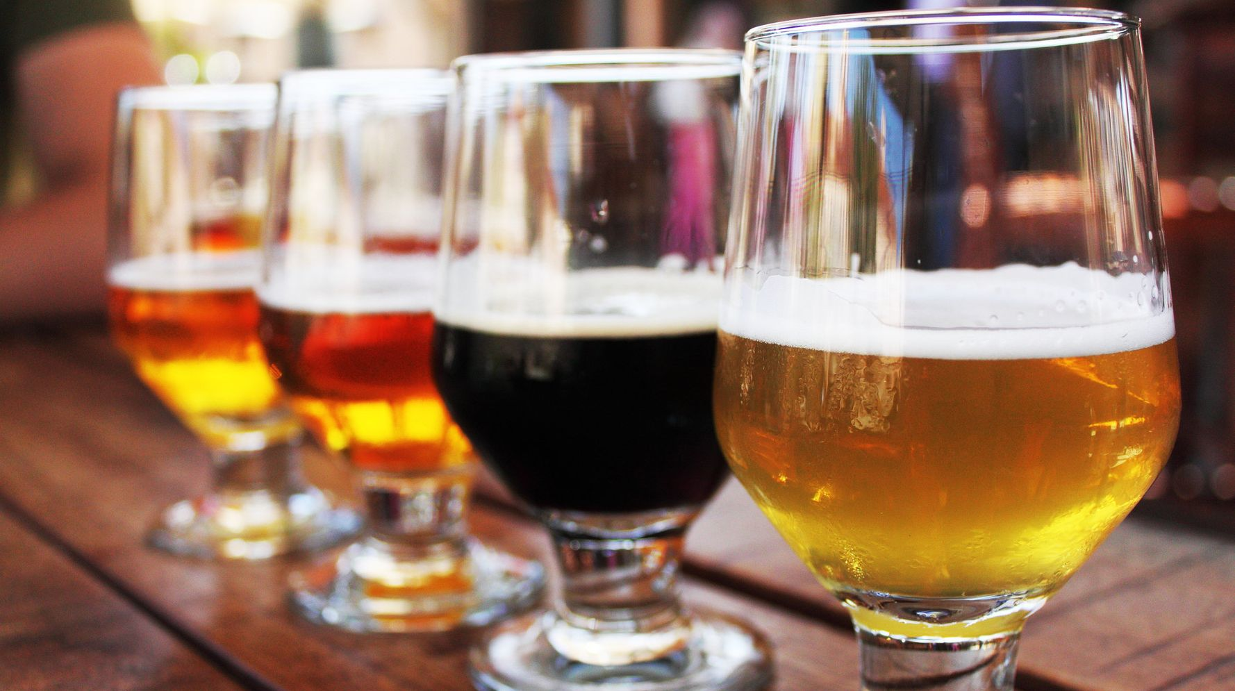 Craft Beer Isn't As Healthy As It Sounds, But There's Still
