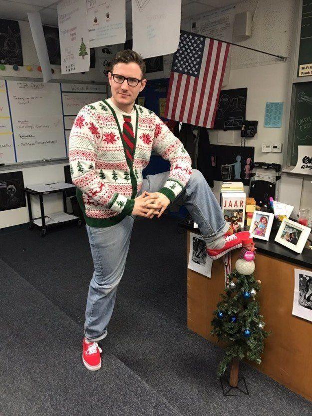 「その靴いいね」スニーカーを褒めた先生に、生徒たちがサプライズプレゼントしたのは...