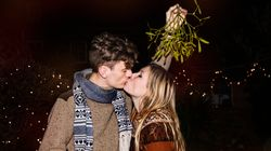 Ever Wonder Why We Kiss Under Mistletoe? Here's Your