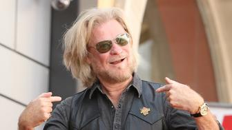 HOLLYWOOD, CA - SEPTEMBER 02:  Daryl Hall attends the ceremony honoring him with a Star on The Hollywood Walk of Fame on September 2, 2016 in Hollywood, California.  (Photo by Michael Tran/FilmMagic)