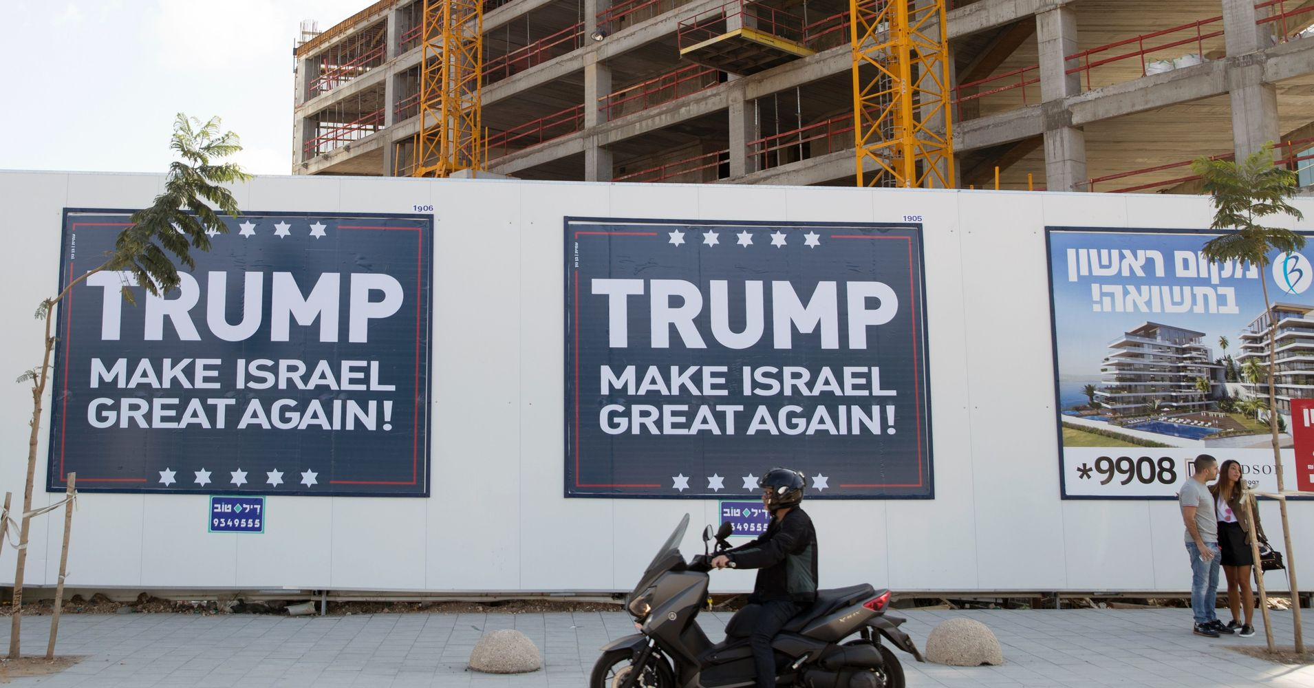 Israel Postpones Approval Of New Settlement Construction Amid Spat With Us Washington Post - Trump may have thwarted obama s final move on the israeli palestinian conflict with one phone call huffpost