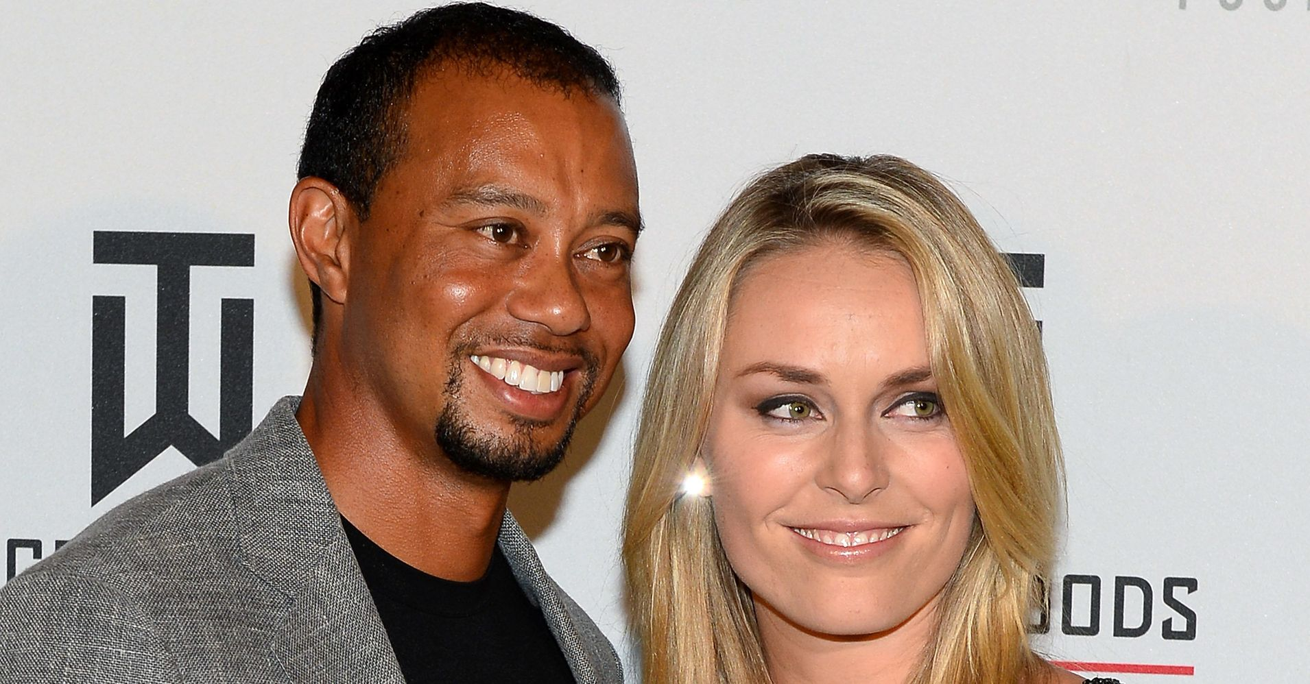 Lindsey Vonn Says Dating Tiger Woods Was Like 'Being In A Fishbowl' |  HuffPost