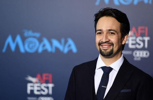 "Lin-Manuel Miranda has had an incredibly busy and successful year. Not only did his Broadway sensation ""Hamilton: An Am"