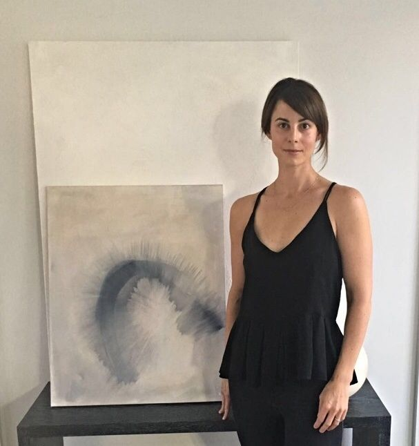 Bethany Brooke is an abstract painter, philanthropist and mother of three who lives with her family in Connecticut.