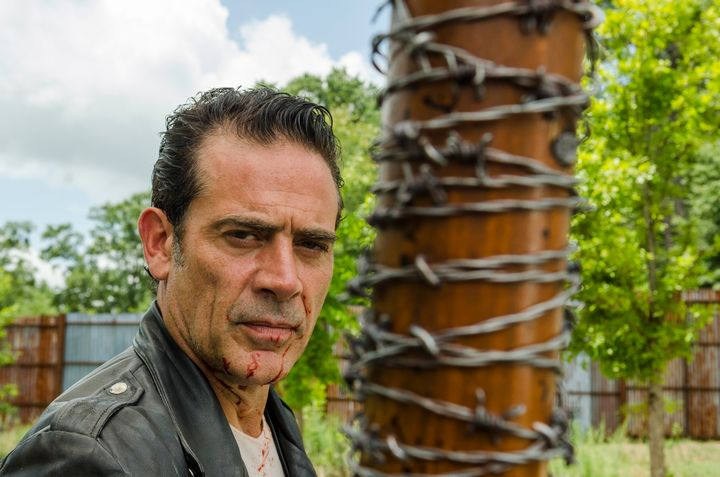 Negan and Lucille.