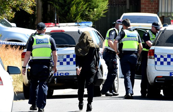 Police say they have neutralized the threat of a potential multi-modal attack at prominent sites in the city of Melbourne.