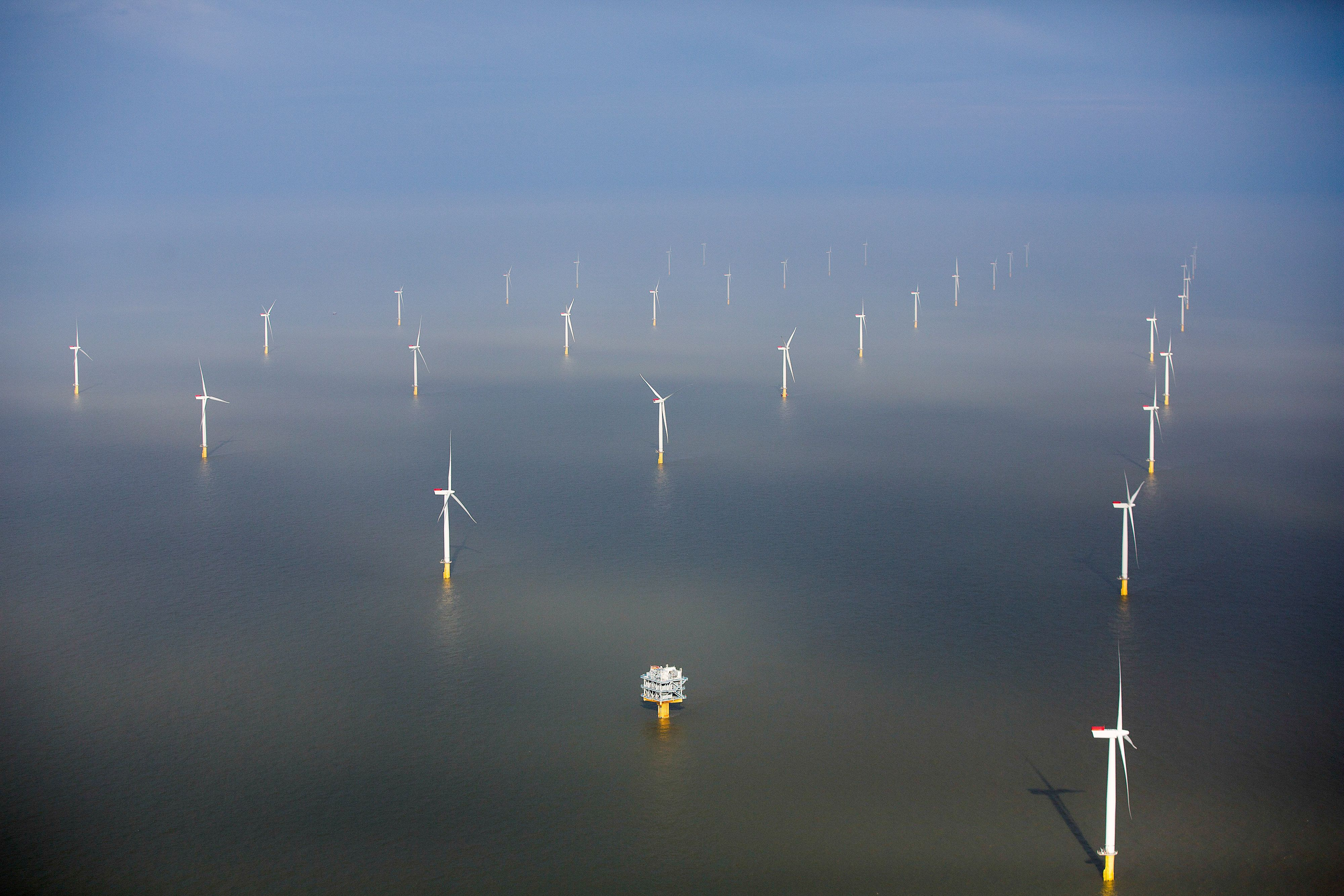Half Of The UK's Electricity Now Comes From Wind, Solar And