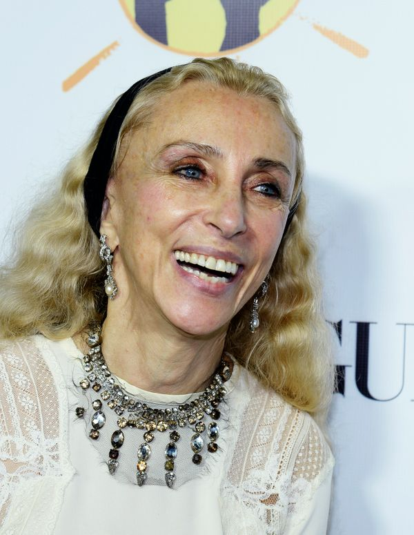 Franca Sozzani, editor-in-chief of Italian Vogue, died on December 22, 2016 at 66.