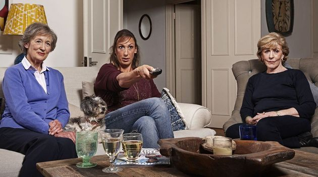 Miranda and her mum have appeared on 'Gogglebox' alongside Patricia
