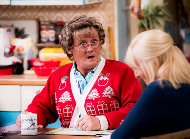 Mrs Brown will be back on our screens at the
