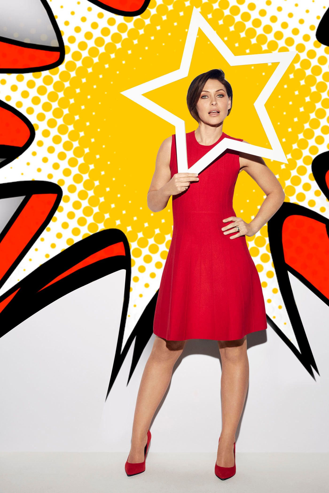 Emma Willis will introduce the new housemates on 3