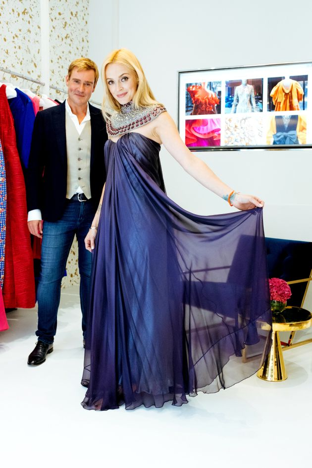 Fearne Cotton Delves Behind The Scenes Of The Fashion Industry In Revealing New Video