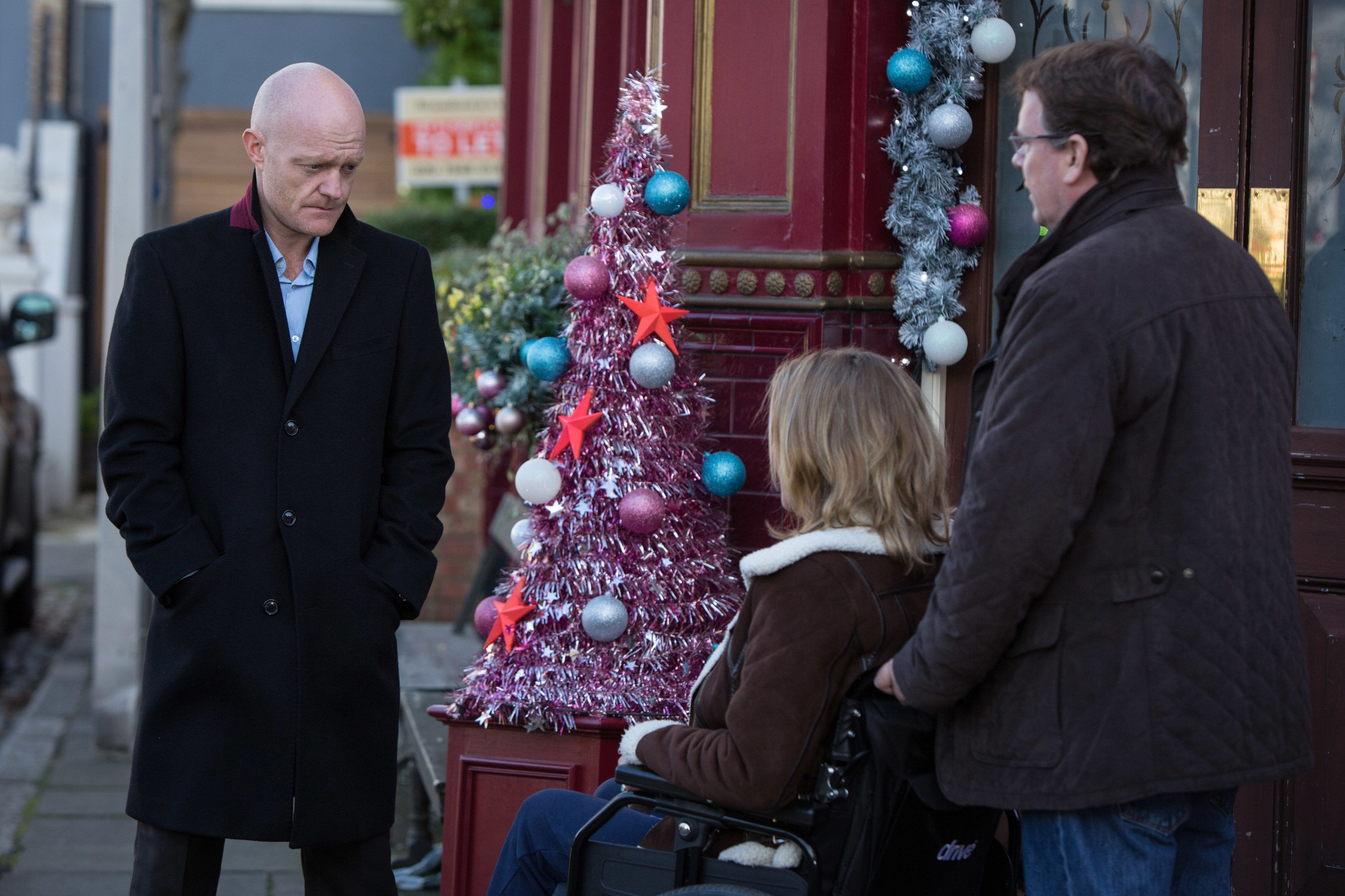 'EastEnders' Spoiler! Here's The Moment Ian And Jane Beale Come Face-To-Face With Max