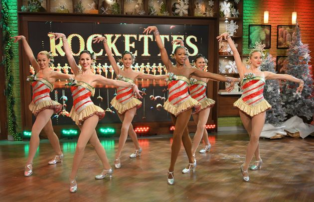 Madison Square Garden says it is not requiring the Rockettes to perform at the inauguration...