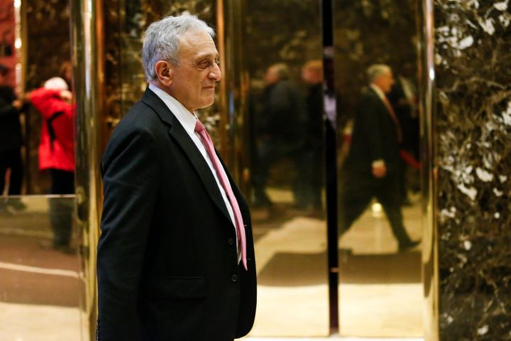 Carl Paladino was a big booster of Trump during the presidential campaign.