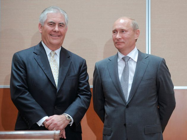 Tillerson has been widely criticized by leaders in both parties for his close ties to Russian President...