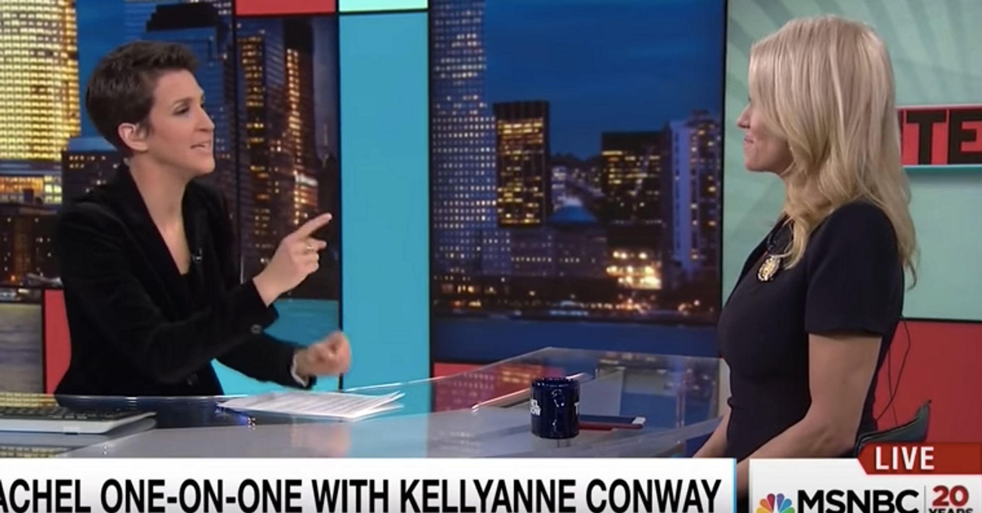 kellyanne conway refuses to say whether trump family will stop suing