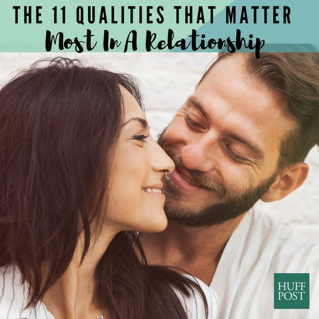 11 Qualities Every Truly Happy Relationship Has In