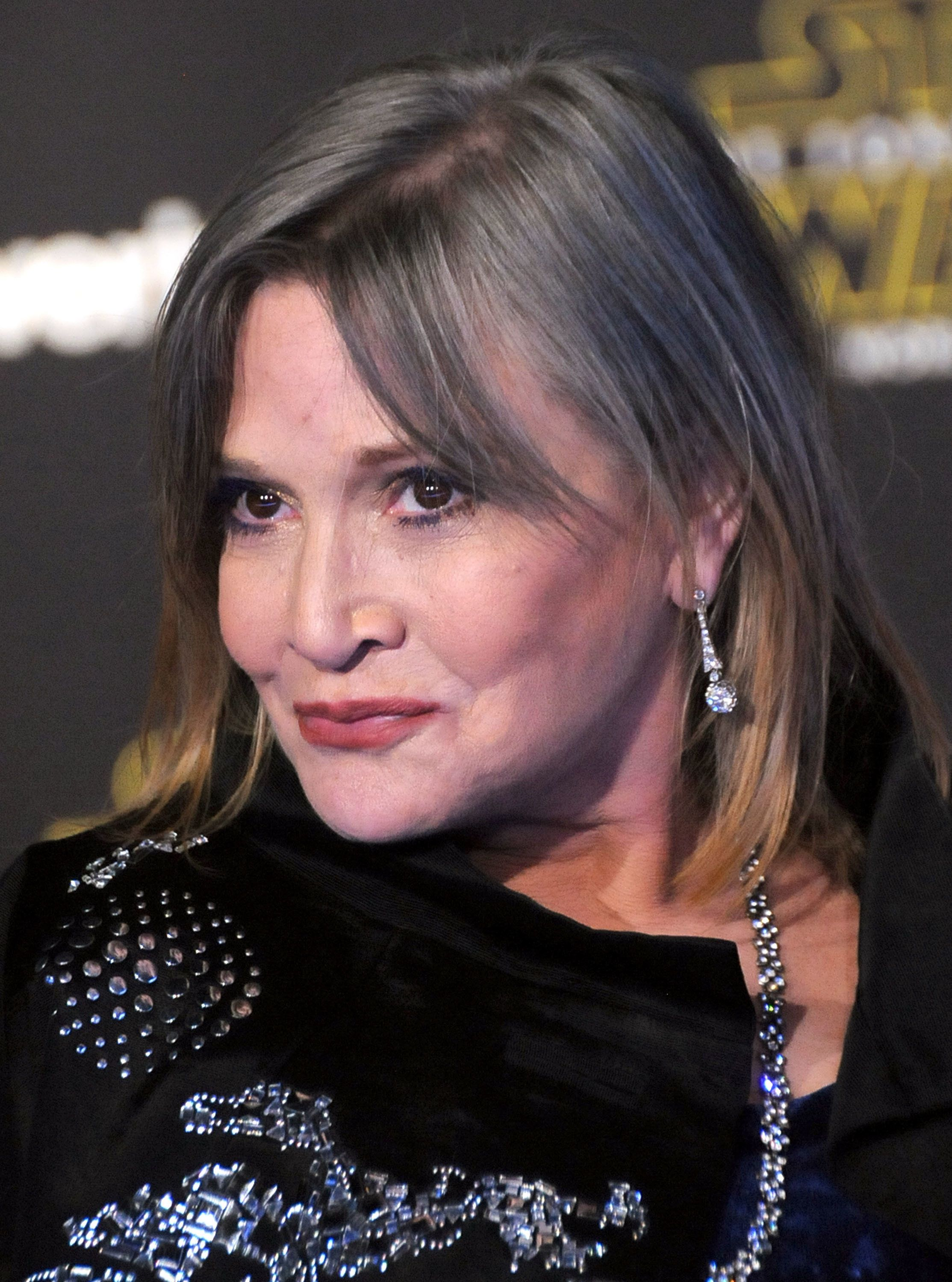 Carrie Fisher Dead At 60 Following