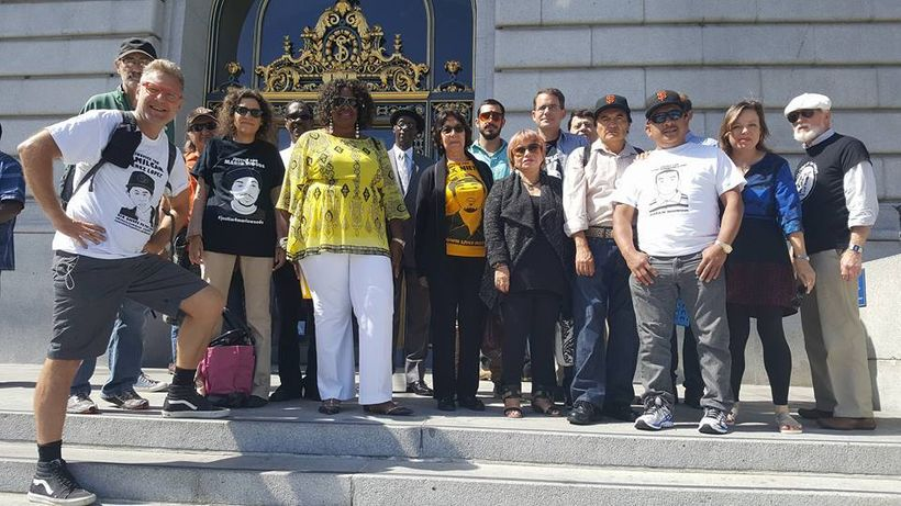 Justice4Mario Woods Coalition leads collaborative effort to lobby SF Board of Supervisors for a hearing on the Blue Ribbon Pa
