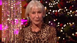 Helen Mirren Delivers A Very Alternative Christmas