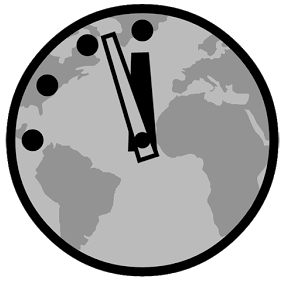 <em>Doomsday clock</em>