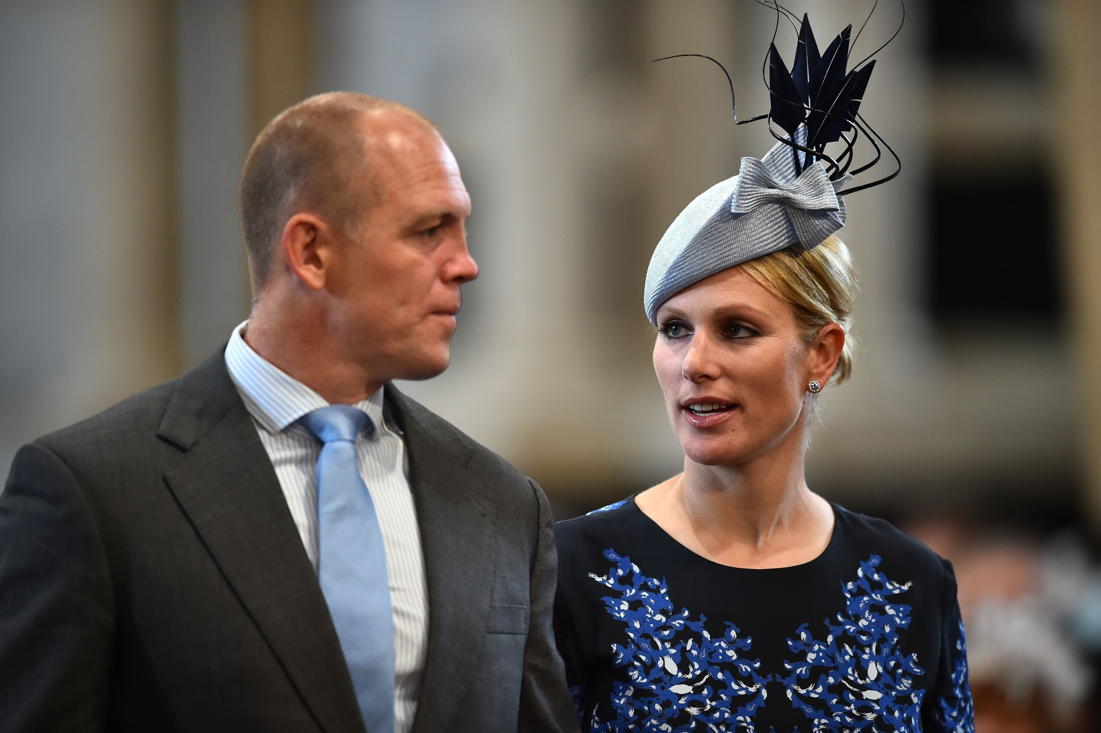 Queen's Granddaughter Zara And Mike Tindall Lose Their