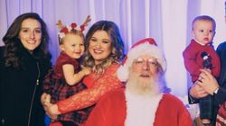 Kelly Clarkson, Fergie And More Release Their Celebrity Christmas