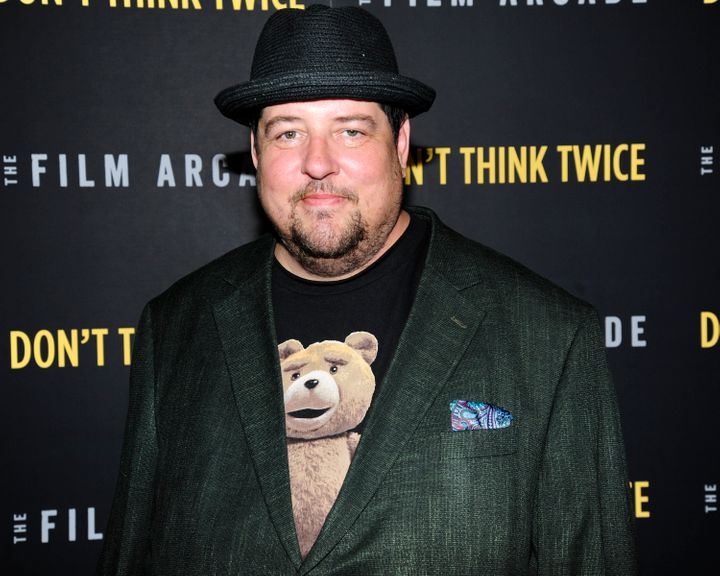 """Joey Boots attends the premiere of """"Don't Think Twice"""" on July 20, 2016, in New York City."""
