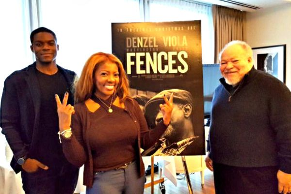 Actor Adepo, Zondra Hughes and Henderson.