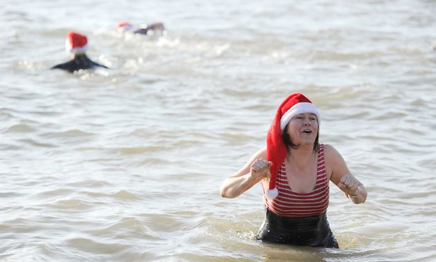 Brighton Beach Christmas Swim Threatened By 'Nanny State'