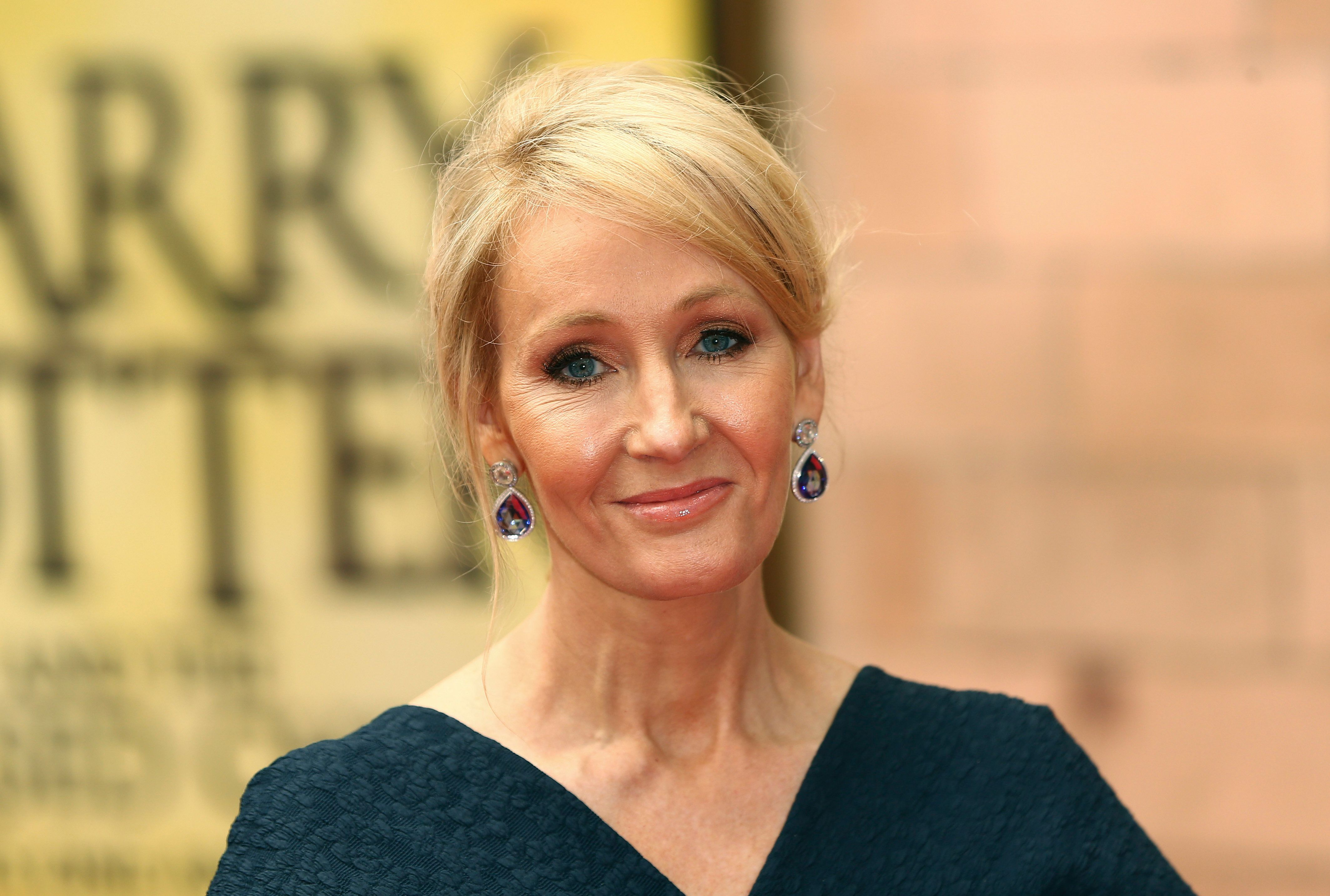 J.K. Rowling, the queen of books, has the perfect holiday message to inspire us