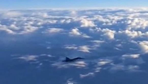 Russian Plane Crashes En Route To Syria With 92 On