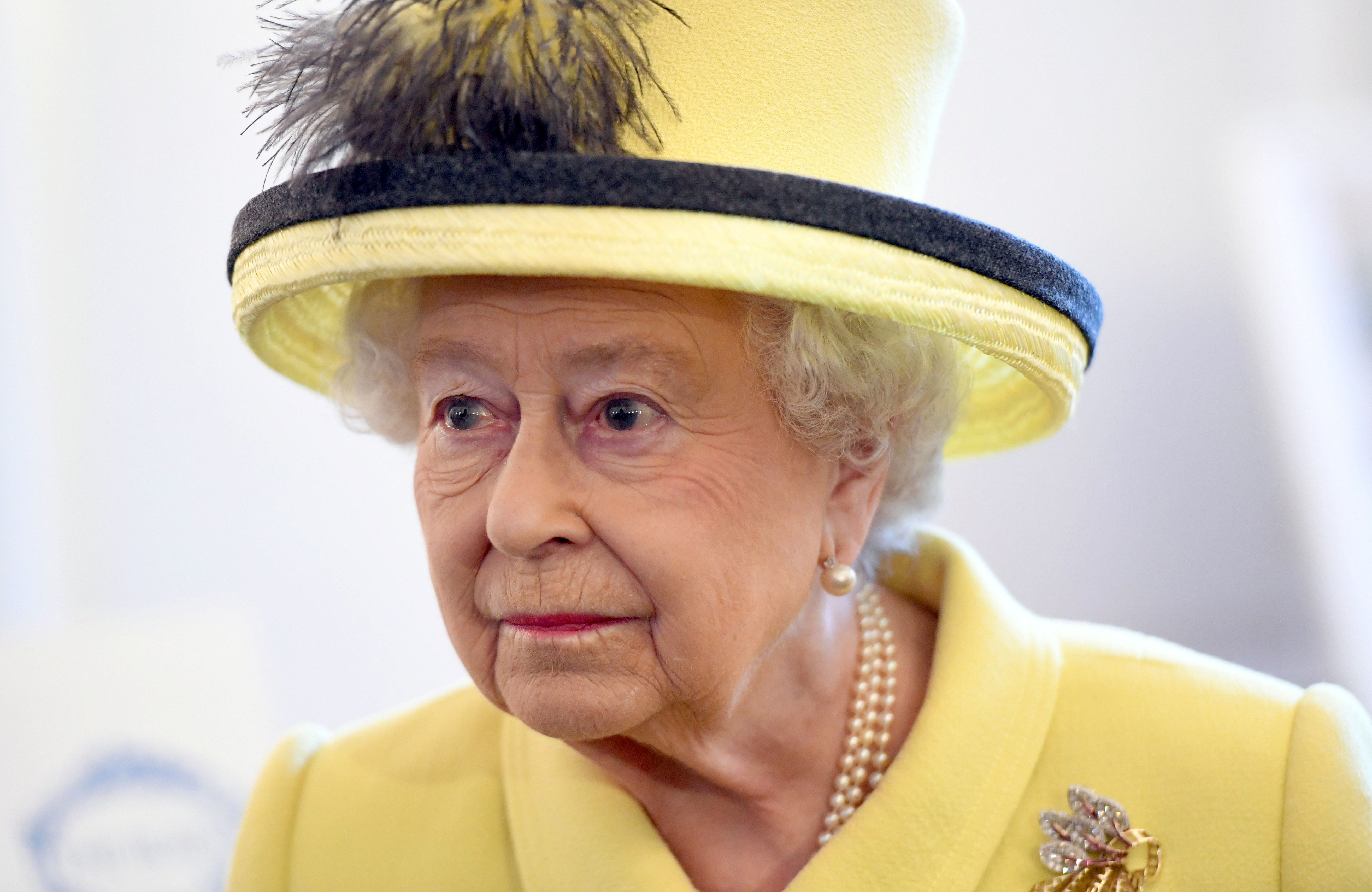 'Heavy Cold' Forces Britain's Queen Elizabeth II To Miss Christmas Church