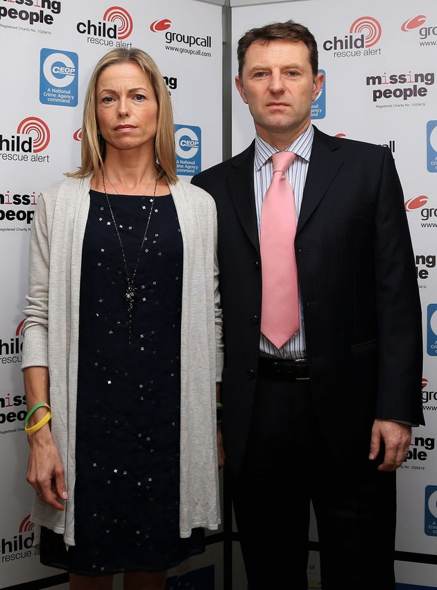 Kate and Gerry McCann continue to live in hope they will be reunited with their