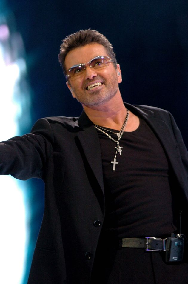 Celebrities Mourn George Michael After News Of His Death ... George Michael