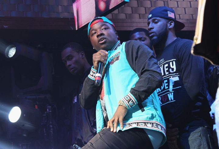 A gunman shot Troy Ave in the shoulder and grazed his head with another bullet on Sunday, authorities say.