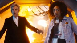 New 'Doctor Who' Trailer Will Have You Running For The
