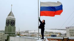 Russia Mourns 92 Killed In Black Sea Jet Crash As Hunt For Black Box