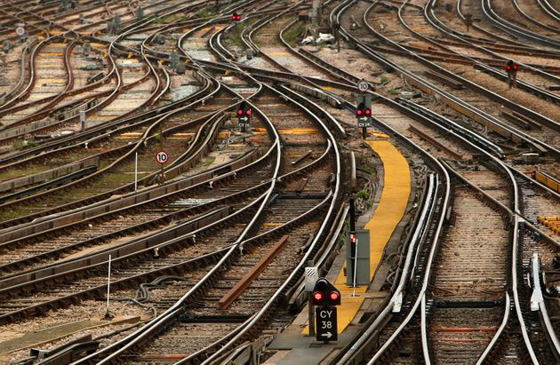 Large parts of the country will be without a rail service on Boxing Day (file