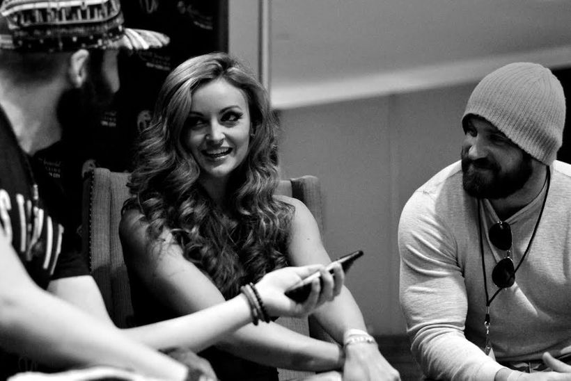 """Maria Kanellis-Bennett and """"The Miracle"""" Mike Bennett recently sat down to discuss their lives in the professional wrestling"""
