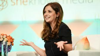 LOS ANGELES, CA - AUGUST 05:  Sarah Michelle Gellar attends the #BlogHer16 Experts Among Us Conference at JW Marriott Los Angeles at L.A. LIVE on August 5, 2016 in Los Angeles, California.  (Photo by Matt Winkelmeyer/Getty Images)