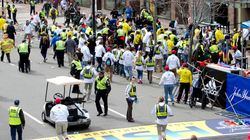 The Boston Marathon Bombing Took Their Legs, But It Couldn't Keep Them Out Of The Race