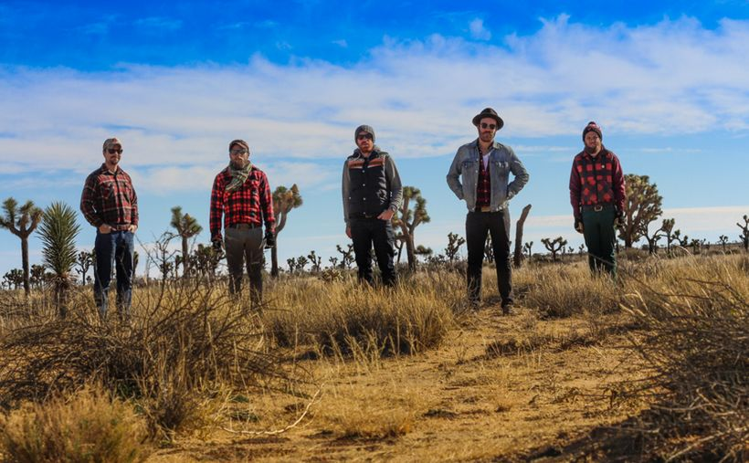 Red Wanting Blue has seen it all.  The band's frontman Scott Terry sat down recently to discuss their trials and tribulations