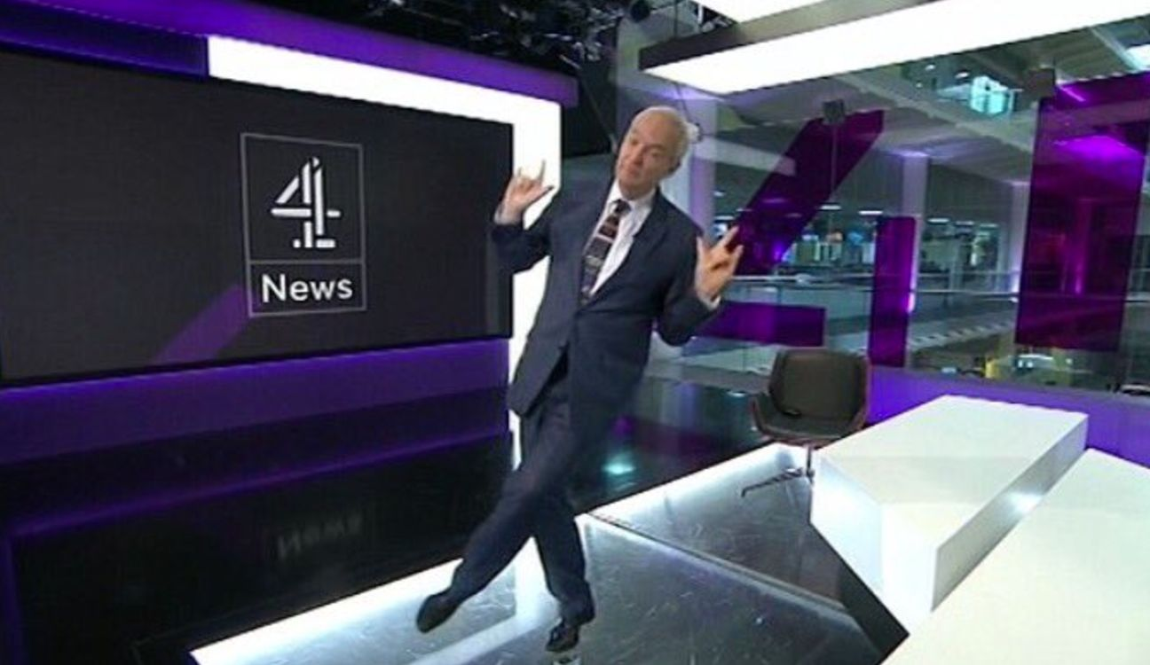 Channel 4's Jon Snow Dancing To Justin Timberlake Is Exactly What We All Need Right